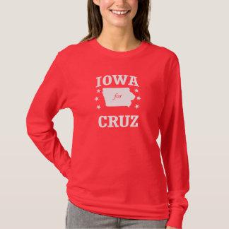 L'IOWA POUR CRUZ DE TED T-SHIRT