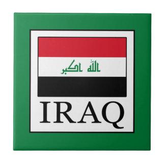 L'Irak Petit Carreau Carré