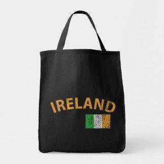 L'Irlande Sacs En Toile