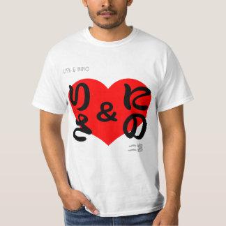Lisa et Nino T-shirts