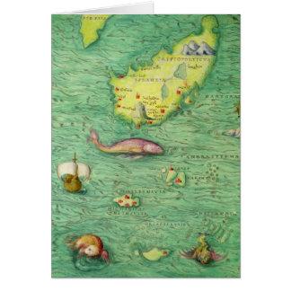 L'Islande Carte De Vœux