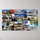 L'Israël : Une merveille autour de chaque coin Posters