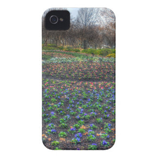 Lit de fleur d'arborétum de Dallas et de jardins Coques Case-Mate iPhone 4