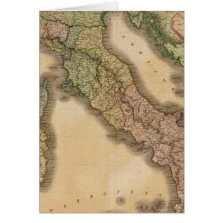 L'Italie 16 Cartes