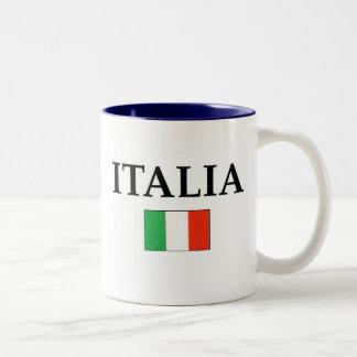 L'Italie (2) Mug Bicolore