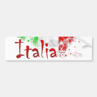L'Italie Autocollant Pour Voiture