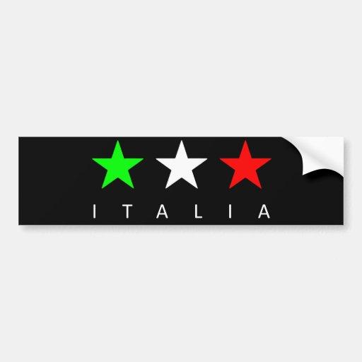 L'Italie Adhésifs Pour Voiture