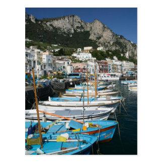 L'ITALIE, Campanie, (baie de Naples), CAPRI : Cartes Postales