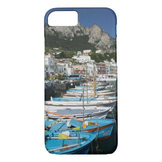 L'ITALIE, Campanie, (baie de Naples), CAPRI : Coque iPhone 7