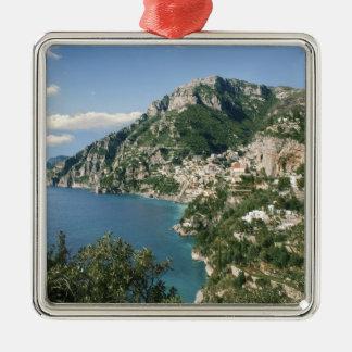 L'Italie, Campanie, péninsule de Sorrentine, Ornement Carré Argenté