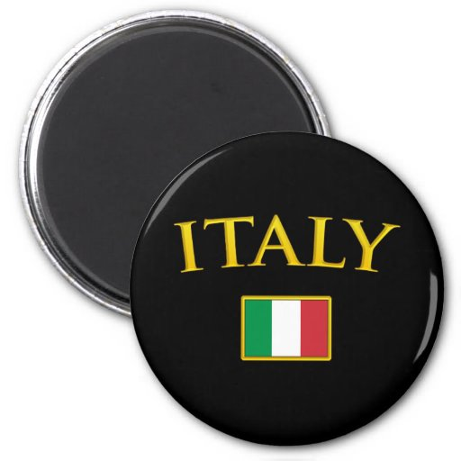 L'Italie d'or Aimants