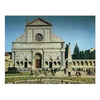 L'Italie, Florence, Firenze, nouvelle de S.Maria Cartes Postales