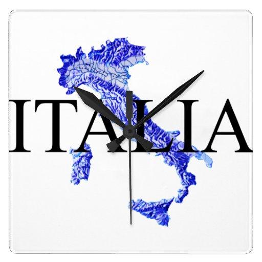 L'Italie Pendules