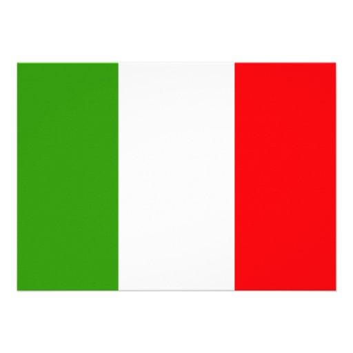 L'Italie Faire-part