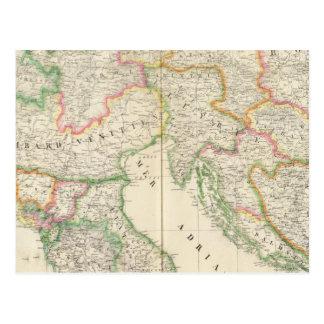 L'Italie l'Europe 20 Carte Postale