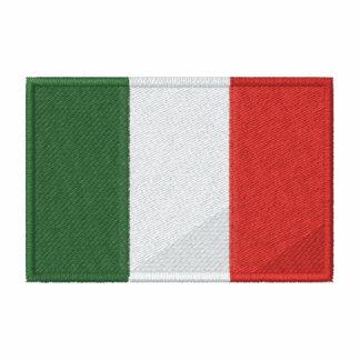 L'ITALIE POLO BRODÉ