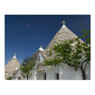 L'Italie, Puglia, Alberobello, dei Trulli, 2 de Carte Postale