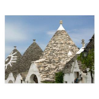 L'Italie, Puglia, Alberobello, dei Trulli de Terra Cartes Postales