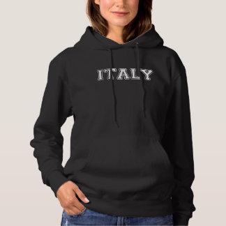 L'Italie Pull À Capuche