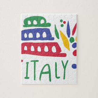 L'Italie Puzzle