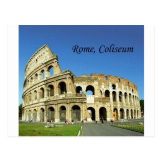L'Italie, Rome, Colisé romain (St.K.) Carte Postale