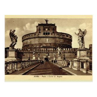 L'Italie, Rome, Roma, Castel Père Noël Angelo Cartes Postales