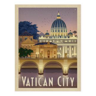 L'Italie, Rome - Ville du Vatican Carte Postale