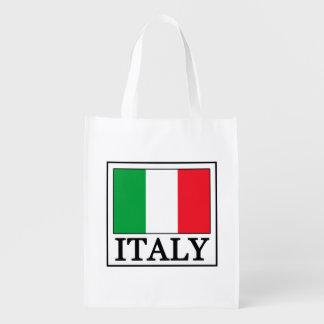 L'Italie Sac Réutilisable