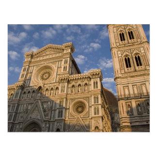 L'Italie, Toscane, Florence. Le Duomo. Cartes Postales