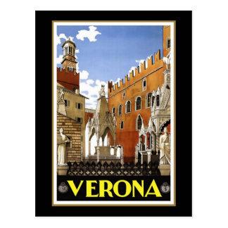 L'Italie Vérone Carte Postale