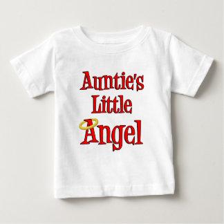 Little Angel de tante T-shirt Pour Bébé