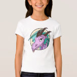 Little cute pink dragon t-shirts