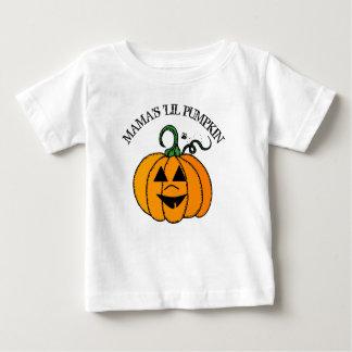Little Pumpkin Halloween Shirt de maman T-shirt Pour Bébé