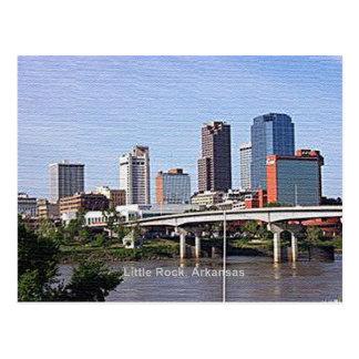 Little Rock, Arkansas Carte Postale