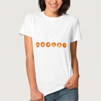 LittleChicken7 T-shirts