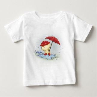Littlekins visqueux sous la pluie t-shirt pour bébé