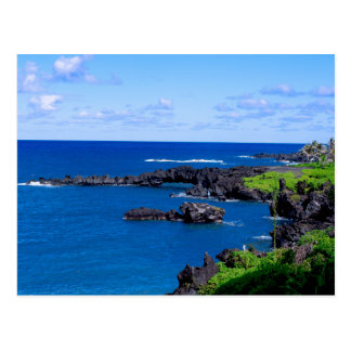 Littoral de Maui - Hawaï Carte Postale