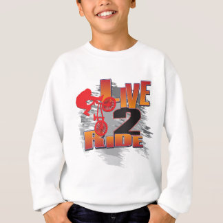 LIVE-2-RIDE-BMX SWEATSHIRT