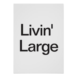 Livin grand posters