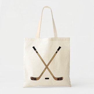 Livre de bâtons de hockey sac