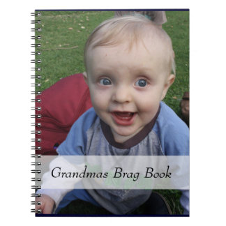 Livre de Brag de photo de grand-mamans Carnets