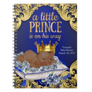 Livre d'invité de prince baby shower