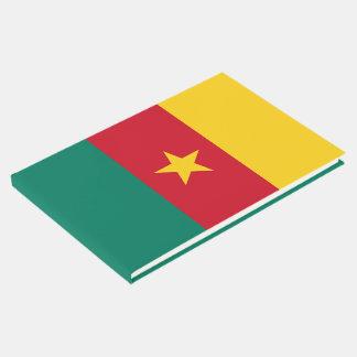 Livre D'or Drapeau du Cameroun
