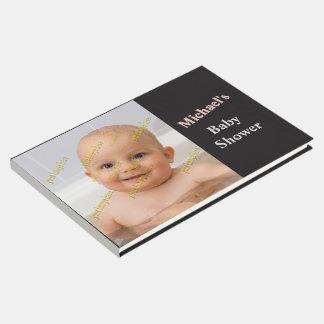 Livre D'or Le souvenir spécial créent votre propre modèle