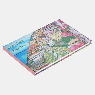 Livre D'or Positano, Guestbook