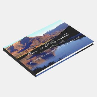 Livre D'or Renouvellement pittoresque renversant de voeu