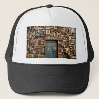Livres et livres casquette