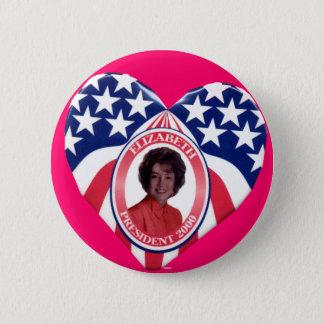Liz Dole - bouton Pin's