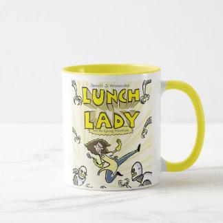 LL et le substitut de cyborg Mugs