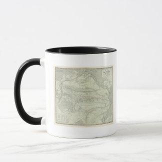 L'océan pacifique 4 mug